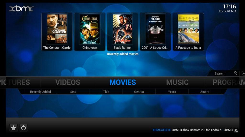 XBMC Xbox